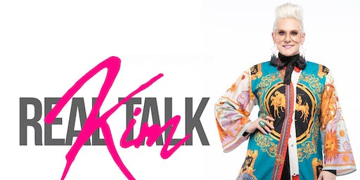 "An Evening with ""Real Talk"" Kim"