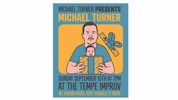 Comedian Michael Turner with Special Guests