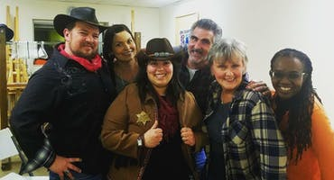 Calamity Improv: The Wild West of Improv Shows