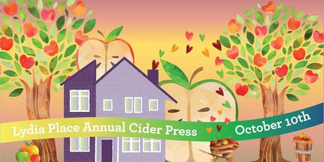 Lydia Place Annual Cider Press tickets