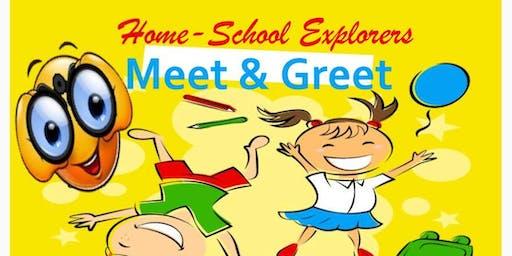 Home-School Explorers Meet & Greet