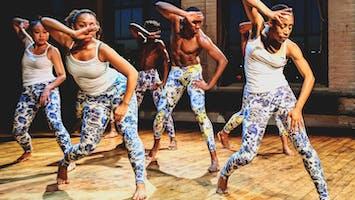 New Dance Works Showcase