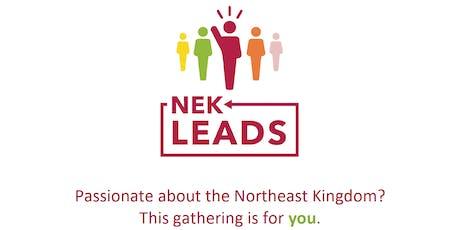 NEK Leads | 2019 Gathering tickets
