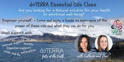 Wellingborough - FREE DoTERRA Oils Class - Natures Healthcare Solution