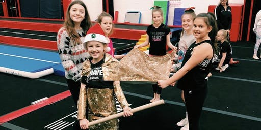 Christmas at Brave - Saturday 21st December 10:00-4:00 Ages 5-16
