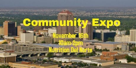 Community Expo tickets