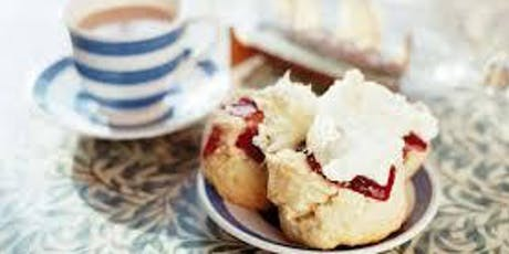 25 October - Cream Tea Time at The Falmouth Hotel tickets