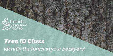 Tree ID Class tickets