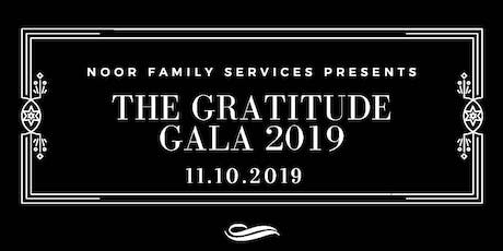 The Gratitude Gala 2019 tickets