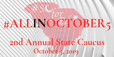 2nd Annual SC for Ed State Caucus tickets