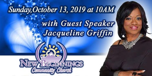 WOMEN'S DAY with Special Guest Jacqueline Griffin Mother of NFL Quarterback