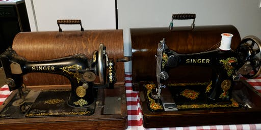 Vintage Sewing Machine Restoration