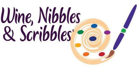 """Paint, Sip, Pumpkins!! with """"Wine, Nibbles & Scribbles"""" tickets"""