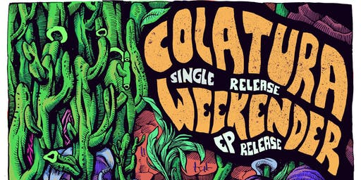 Weekender (EP Release), Colatura , Sharkswimmer,  Drug Couple