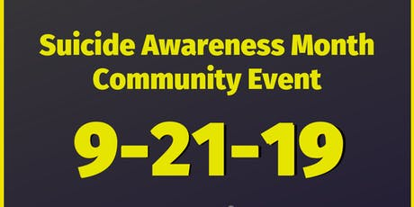 Steel Smiling | Suicide Awareness Day tickets