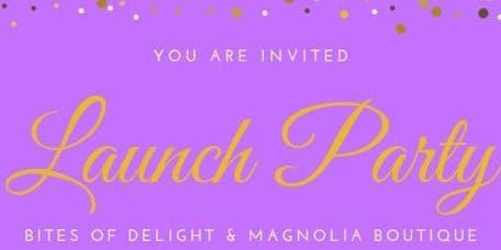 Website Launch Party