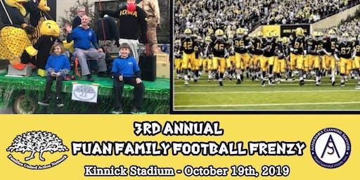 "3rd Annual ""FUAN Family Football Frenzy.""-Children"