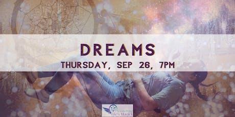 Dream Interpretation Mini-Workshop tickets