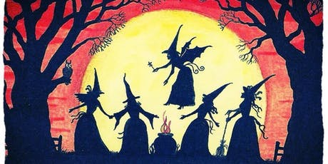 Haunted Halloween Happening Ritual and Séance tickets