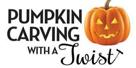 Pumpkin Carving with a Twist tickets