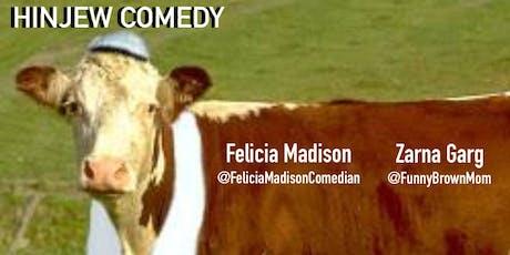 Hinjew Comedy October 10th tickets