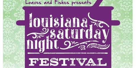 Louisiana Saturday Night Festival and Gumbo Cook-Off tickets