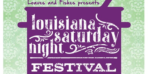 Louisiana Saturday Night Festival and Gumbo Cook-Off