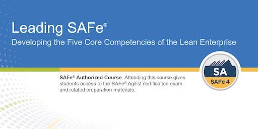 Leading SAFe® Certification Training in Ottawa, Canada