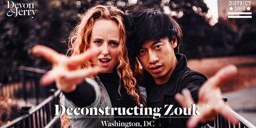 Deconstructing Zouk Weekender w/ Jerry & Devon