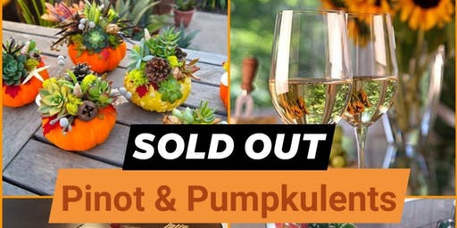 Pinot & Pumpkulents - SOLD OUT