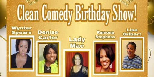 Clean Comedy Birthday Show!