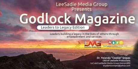 Leaders to Legacy VIP Ceremony by Godlock Magazine tickets