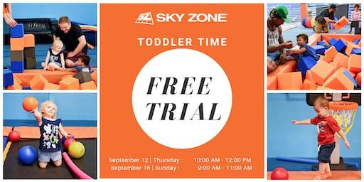 Toddler Time FREE Trial