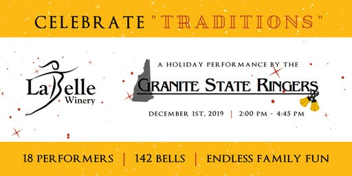Holiday Performance by The Granite State Ringers