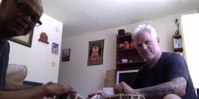Aloke Dutta- Tabla Concert- Mike DIllon and Brandon Draper Duo