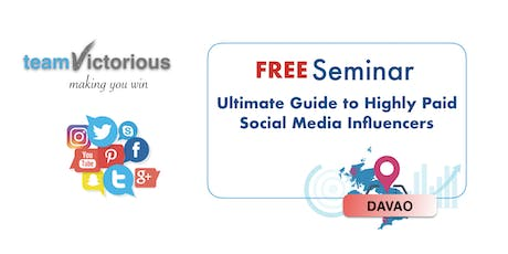 How to Become a Highly Paid Social Media Influencer? tickets