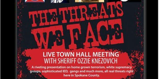 The Threats We Face with Sheriff Ozzie Knezovich