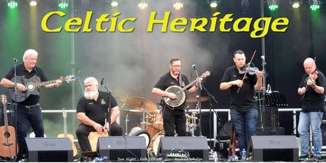 Celtic Heritage Live tickets