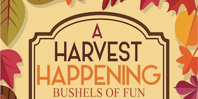 Harvest Happening & Big Green Egg Raffle