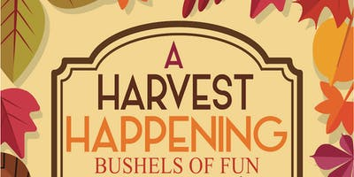 Harvest Happening & Big Green Egg Raffle
