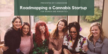 Roadmapping a Cannabis Startup for Women and Minorities tickets
