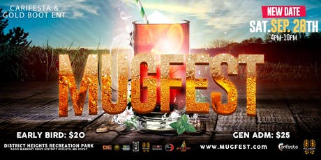 MUGFEST 2019 tickets