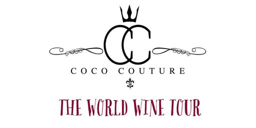 Coco; The World Wine Tour!