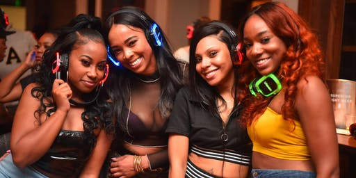 "Urban Fêtes presents: SILENT ""R&B vs TRAP"" PARTY CHICAGO"