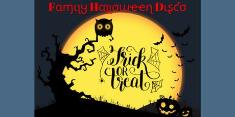 Family Halloween Disco tickets