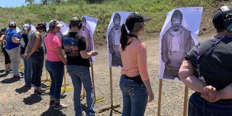 Women's Firearm Training  tickets