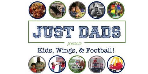 Just Dads, Kids, and Football