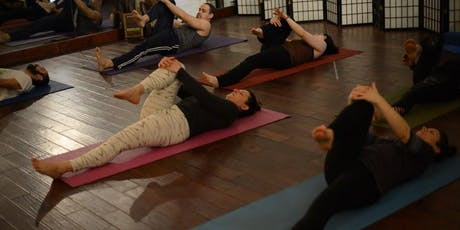 Recovery Yoga Suggested Donation $10 tickets