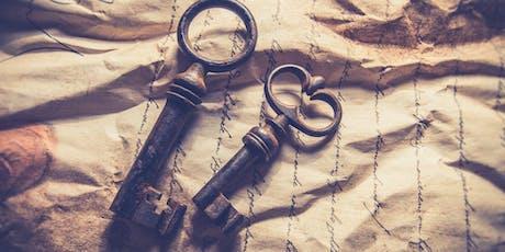 Biblio jeunesse: Les clés du royaume/The Keys to the Kingdom tickets