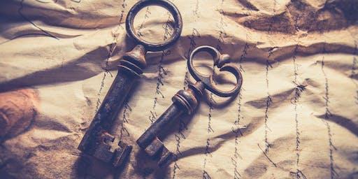 Biblio jeunesse: Les clés du royaume/The Keys to the Kingdom